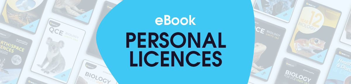 eBook Personal Licences Banner